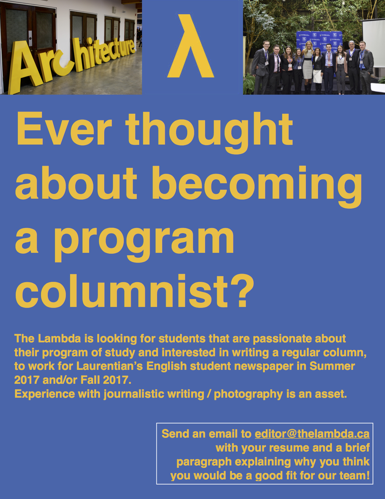 call-program-columnist