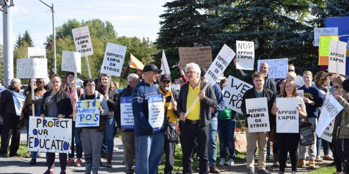 Laurentian international students offer their POV of the faculty strike