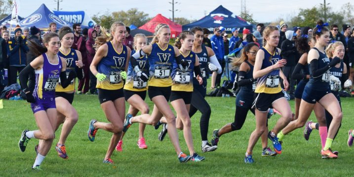 Laurentian cross country teams